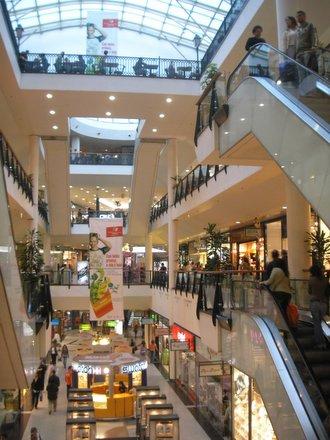 Centros Comerciales de Oporto