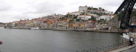 Oporto Río Duero