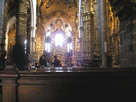 Iglesia de San Francisco Oporto