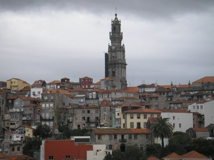 Torre Dos Clérigos Oporto